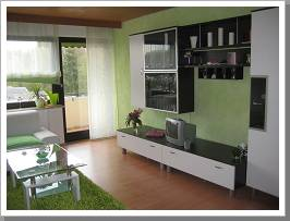 Wohnzimmer Modern Grun